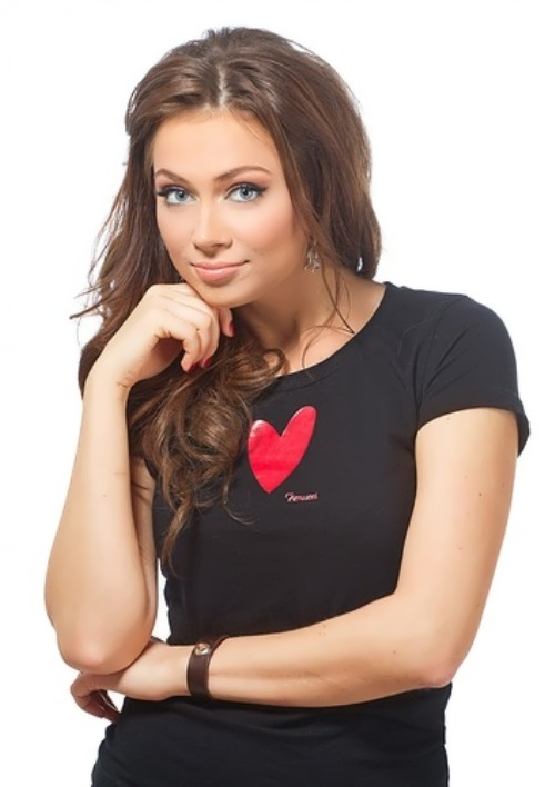 Nastasiya Samburskaya, beautiful Russian actress