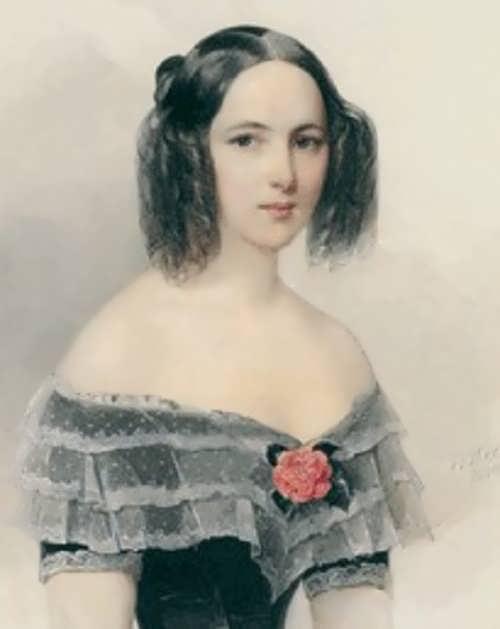 Nataliya Nikolaevna Pushkina