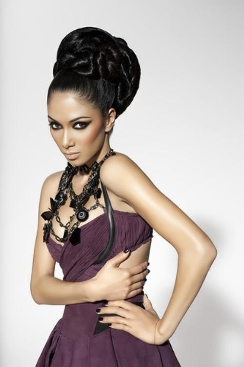 Scherzinger Nicole singer