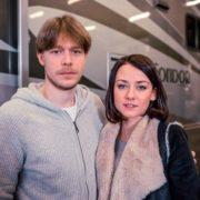 Nikita Efremov and Ingrid Olerinskaya