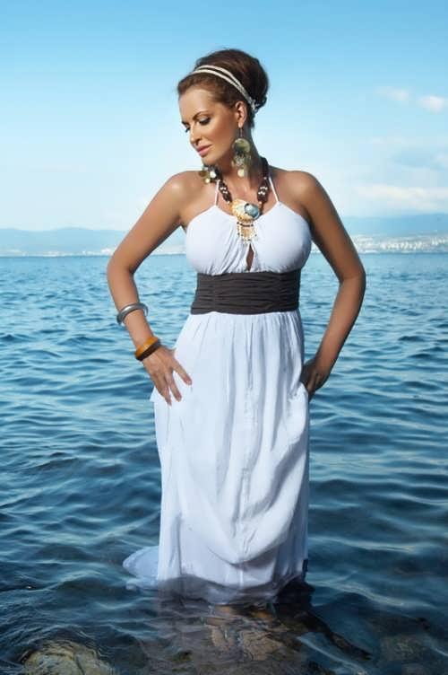 Rodionova Olga model and actress