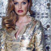 Original model and actress Rodionova Olga