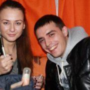 Sergey Chugin and Ingrid Olerinskaya