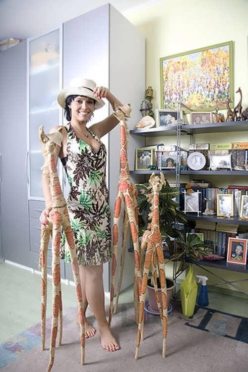Gerasimova Tatiana presenter