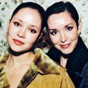 Wonderful actress Anna Samokhina and her daughter Alexandra