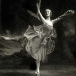 Charming Anna Pavlova