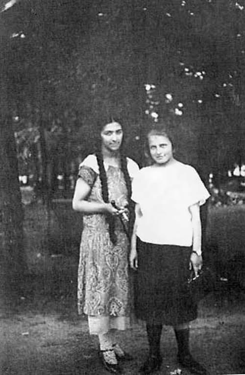 benislavskaya esenina