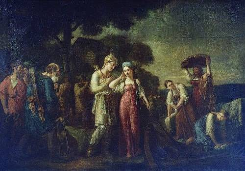 princess olga and igor