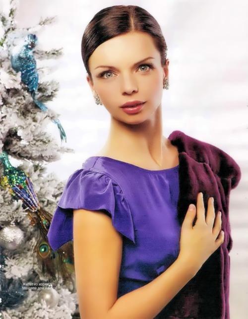 Grebenschikova Alisa actress