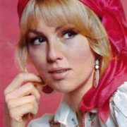 Mylene Demongeot, French actress with Russian roots