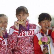 Olga Kaniskina, Russian race walker