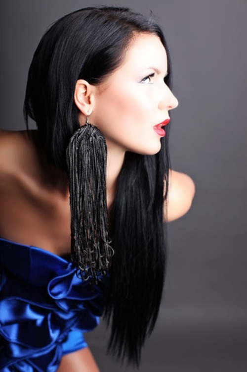 Diana Diez - Russian singer
