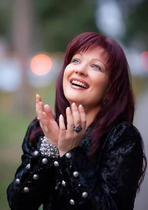 Boldysheva Ekaterina singer