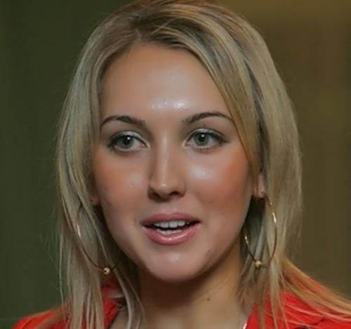 Vesnina Elena tennis player