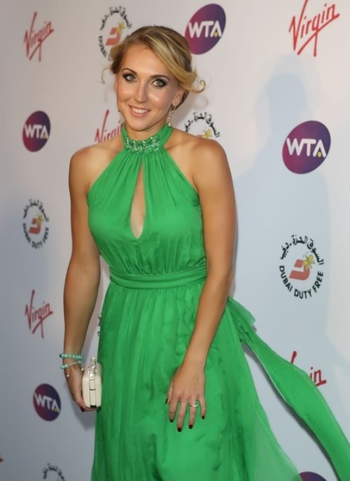 Elena Vesnina, tennis player