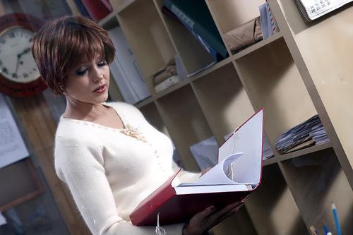 Bolgova Elvira actress