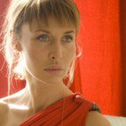 Ekaterina Bestuzheva, model and actress