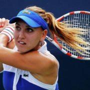 Fabulous tennis player Vesnina Elena