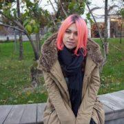 Marina Lizorkina, Russian singer