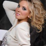 Gorgeous tennis player Vesnina Elena
