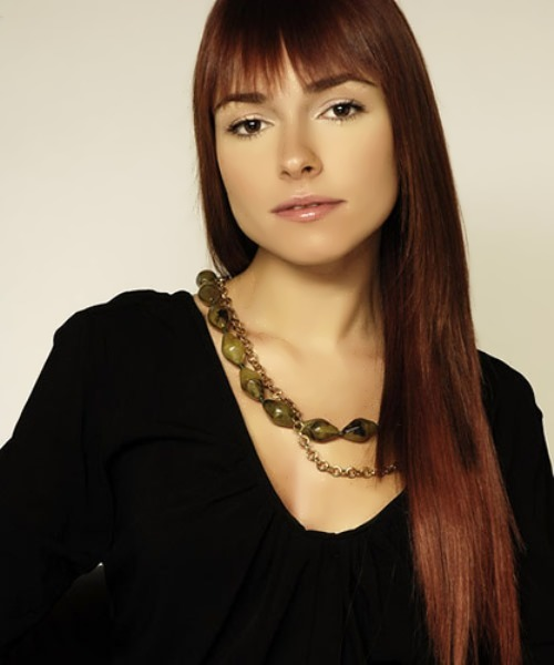 Ponaroshku Irena presenter