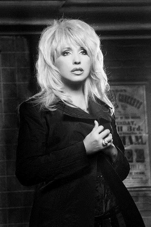 Allegrova Irina singer