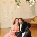 Marina Anisina and Nikita Dzhigurda