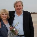 Mylene Demongeot Alain Delon