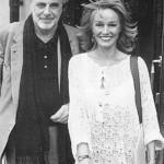 Natalia Andreychenko and Maximilian Schell