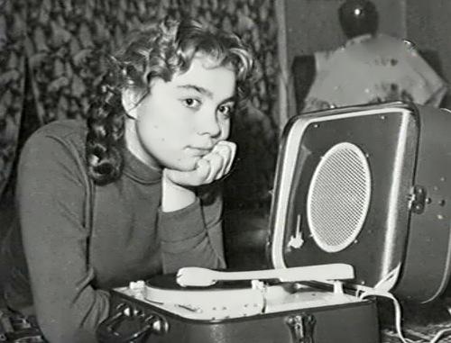 Nina Doroshina - Soviet and Russian actress