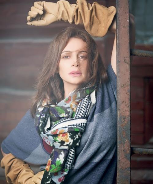 Oksana Fandera - Russian actress