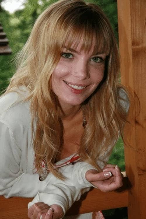 Olga Arntgolts - Russian actress