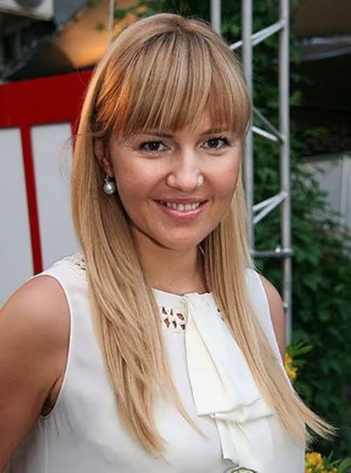 Bordovskikh Yulia presenter