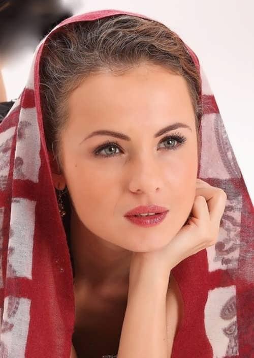 Aleksandra Kharitonova - Alexandra Sahara