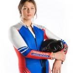 Alena Zavarzina Russian snowboarder