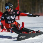 Alena Zavarzina beautiful snowboarder