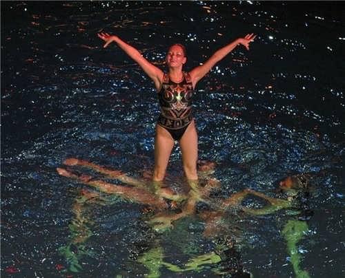 Timanina Anzhelika swimmer