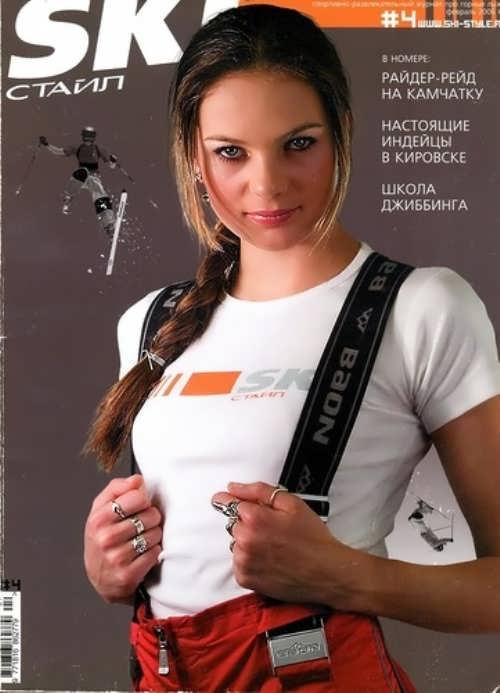 Stolyarova Ekaterina athlete