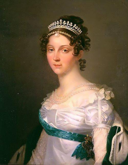 Elizabeth Alexeevna
