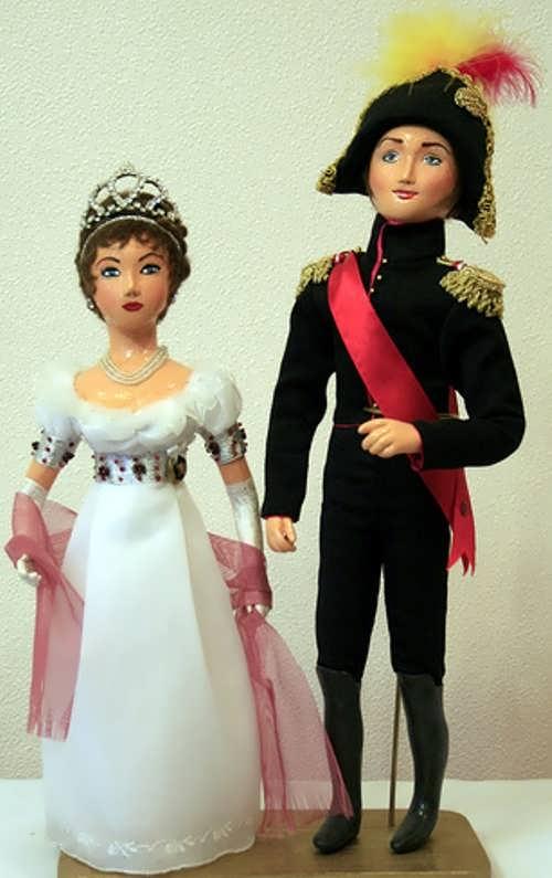 Elizabeth Alexeevna doll