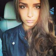 Karolina Sevastyanova, most beautiful athlete at London Olympics