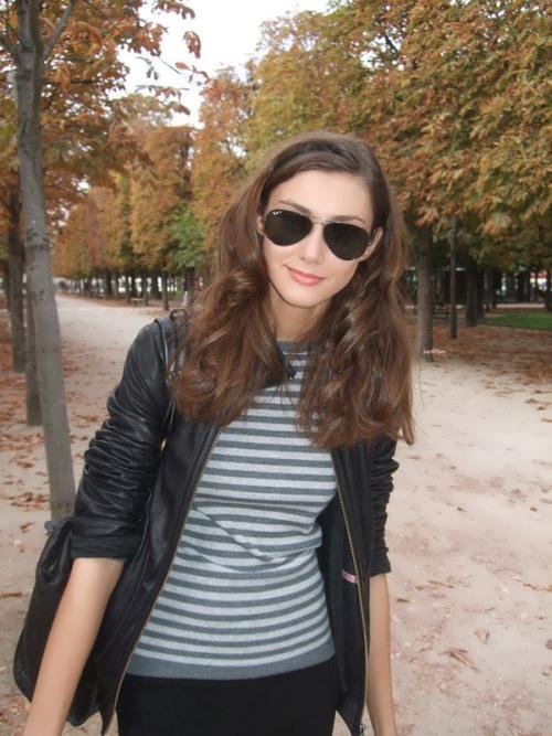Ksenia Kahnovich beautiful girl