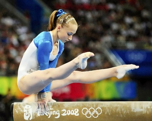Ksenia Semenova, artistic gymnast