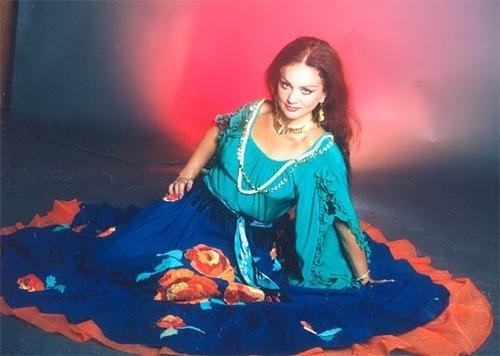 Amarfy Lilia operetta singer
