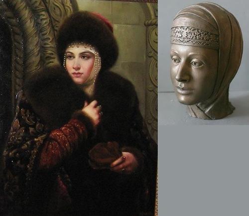 Marfa Sobakina, Tsars Bride