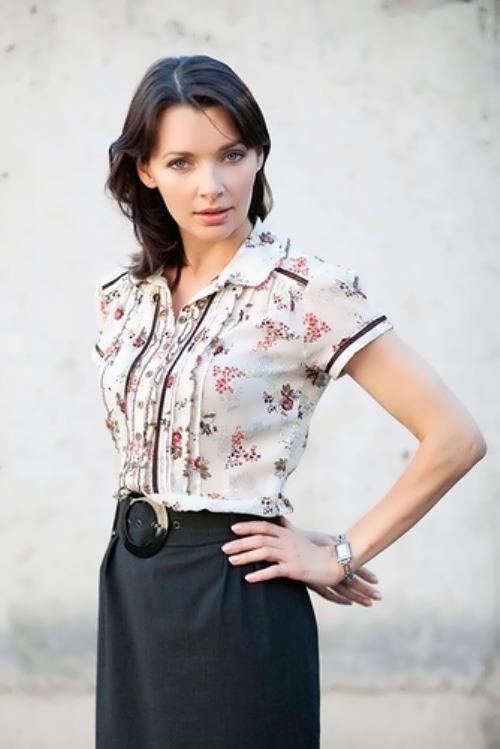 Antonova Natalia actress