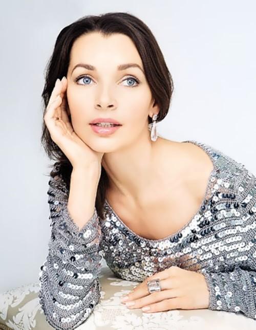 Nataliya Antonova - Russian actress