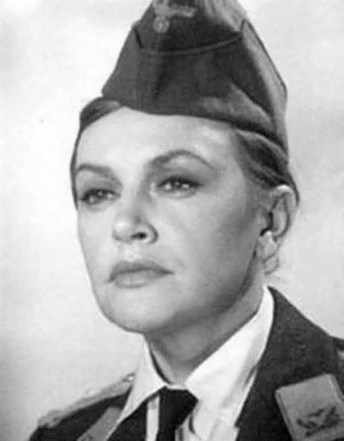 Agapova Nina actress