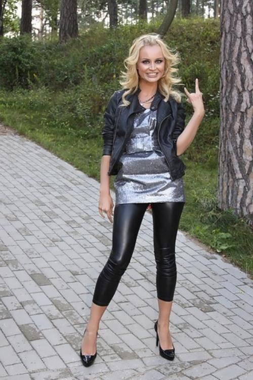 gagarina polina Russian singer