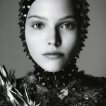 Sasha Luss successful model